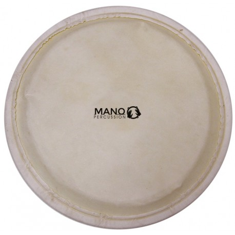 """MANO PERCUSSION CONGA HEAD ECONOMY REPLACEMENT 10"""" NATURAL HIDE TDH252"""