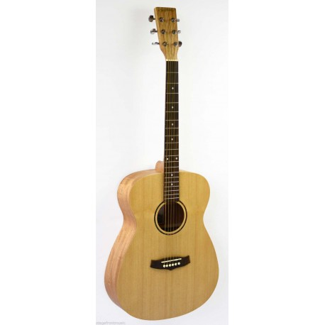 TANGLEWOOD TWRO ROADSTER FOLK ACOUSTIC GUITAR NATURAL MATT