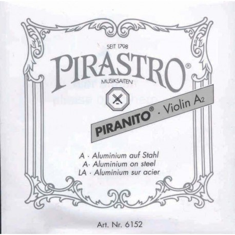 VIOLIN STRINGS PIRASTRO PIRANITO 1/8-1/4