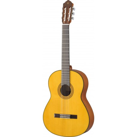 YAMAHA CG142S ...$365.... CLASSICAL NYLON STRING GUITAR