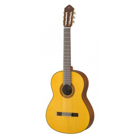 YAMAHA CG162S ...$489.... CLASSICAL GUITAR. SOLID SPRUCE TOP