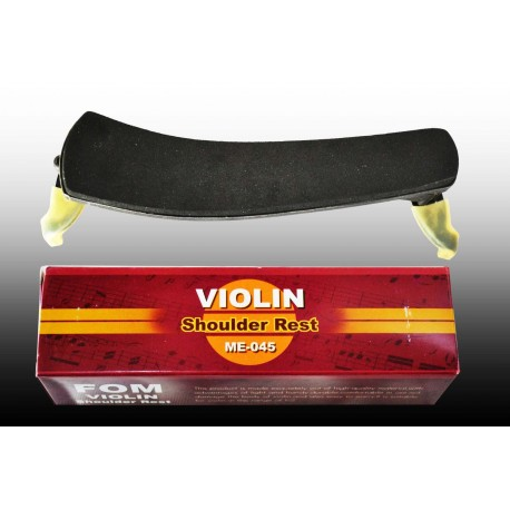 FOM VIOLIN SHOULDER REST 1/2
