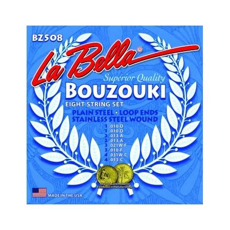 BOUZOUKI STRINGS- LA BELLA BZ508