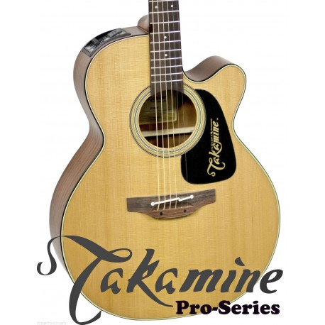 TAKAMINE P1NC PRO-SERIES GUITAR ACOUSTIC/ELECTRIC WITH HARD CASE