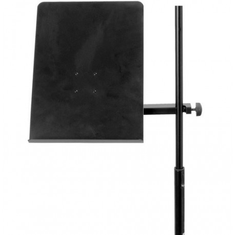 ONSTAGE MSA7011 U-MOUNT MUSIC BOOKPLATE HOLDER TO FIT MIC STAND