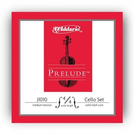 CELLO STRINGS D'ADDARIO PRELUDE 4/4 SET