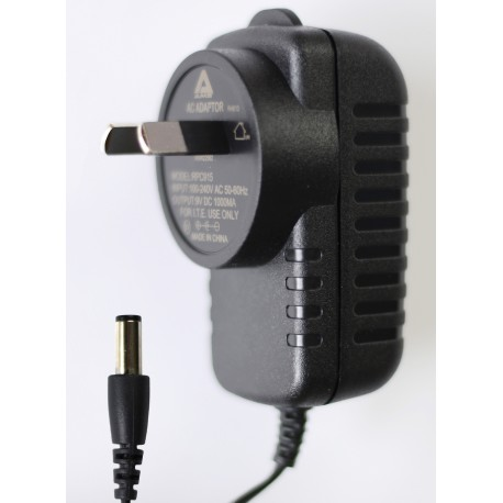 CARSON - CASIO 9V SWITCH MODE AC/DC POWER ADAPTOR/ SUPPLY. RPC92
