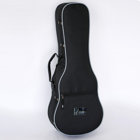 DCM HARD FOAM CASE TO FIT CONCERT UKULELES. OFFERS A HIGH LEVEL OF PROTECTION.