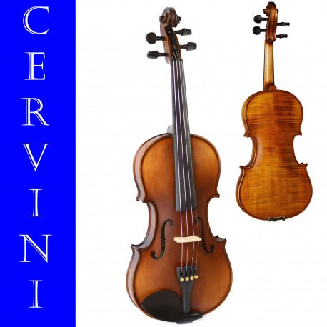 CERVINI HV-700 NOVICE VIOLIN OUTFIT FULL-SIZE. The educator's Choice for Student