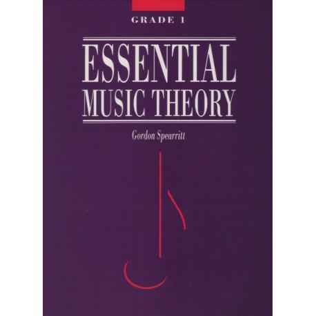 ESSENTIAL MUSIC THEORY GRADE 1