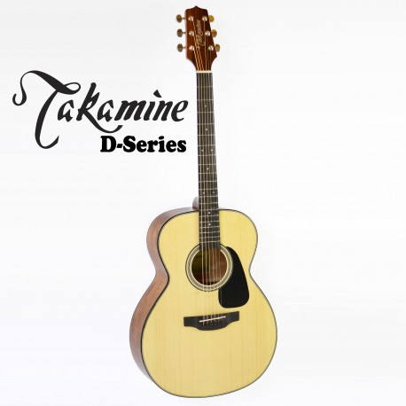 TAKAMINE D1NNS. NEW MODEL. D SERIES NEX BODY. ACOUSTIC GUITAR