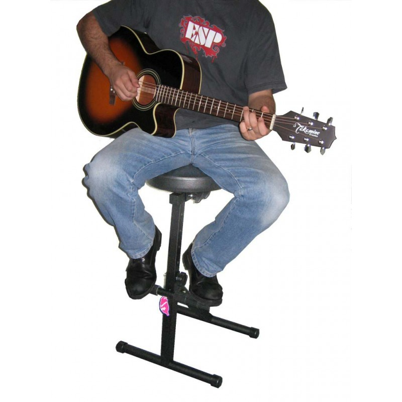 Cpk Guitarist Stool Chair Heavy Duty Guitar Stool Extra