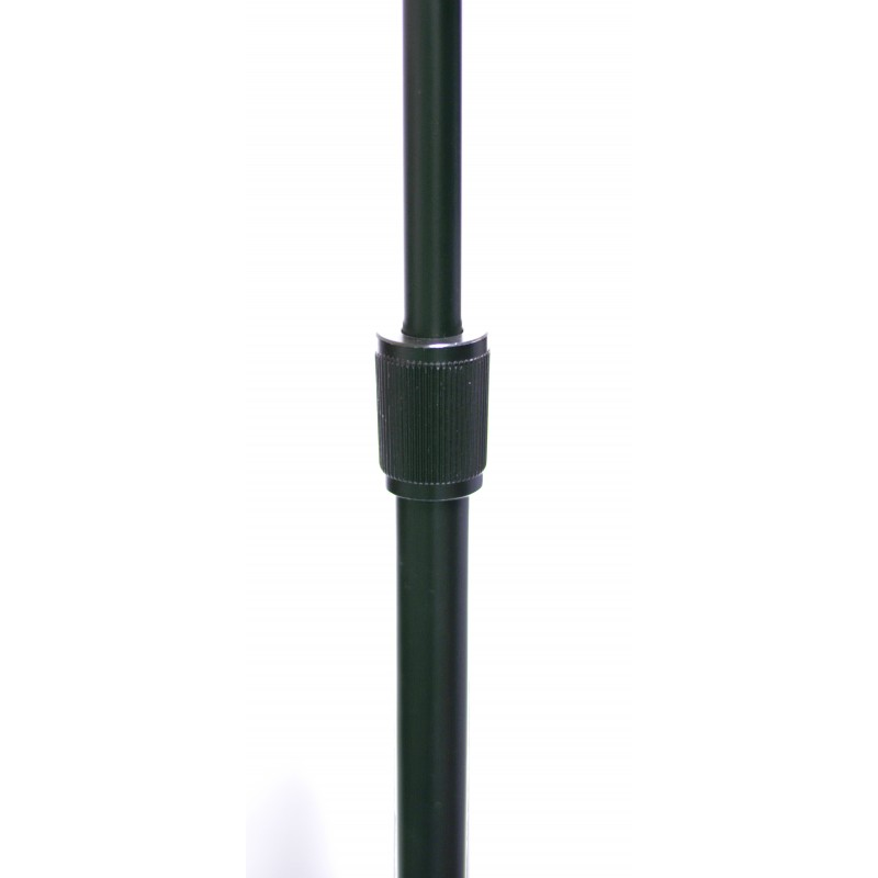 Mic Stand Cast Base Black Ma367b Heavy Duty Microphone Stand
