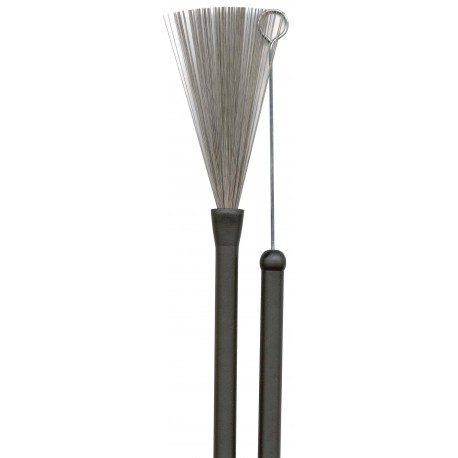 DRUM BRUSHES - MOULDED NON-SLIP RUBBER HANDLE - DA789