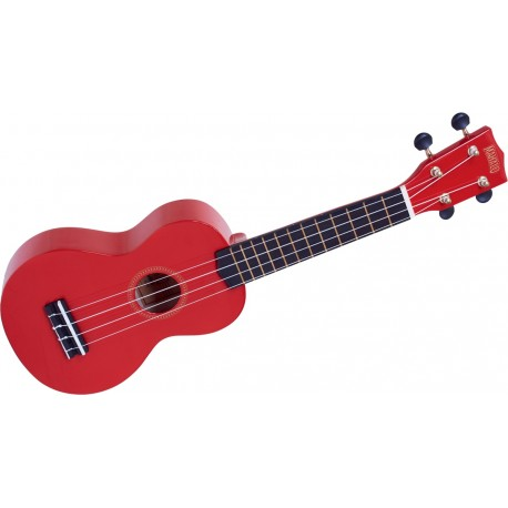 MAHALO MR1 RAINBOW SERIES SOPRANO UKULELE FOR BEGINNERS WITH BLACK CARRY BAG