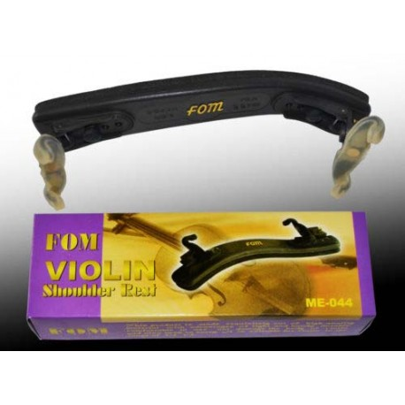 FOM TOUGH DURABLE VIOLIN SHOULDER REST 4/4-3/4