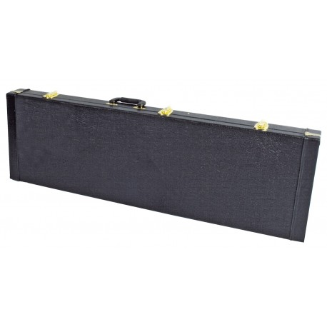 V-CASE HC1021 BASS GUITAR Precision & Jazz Bass RECTANGULAR HARDCASE