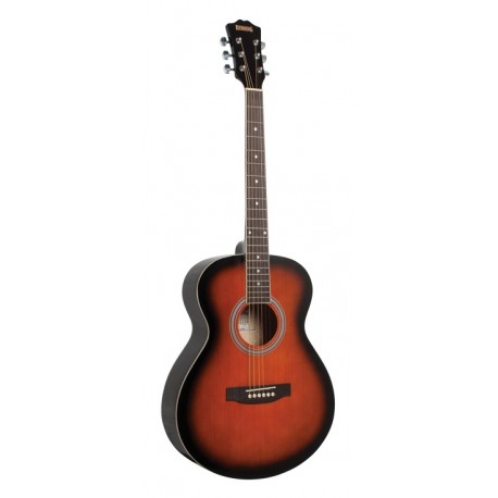 REDDING RGC51VS GRAND CONCERT ACOUSTIC GUITAR SPRUCE TOP FREE ONLINE LESSONS