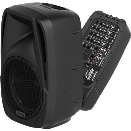 "LANEY AUDIOHUB VENUE AH112 400 WATT 1 X 12"" 2-WAY ACTIVE PA SPEAKER SYSTEM"