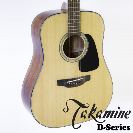 TAKAMINE ACOUSTIC D SERIES GUITAR GLOSS FINISH – D2DNAT