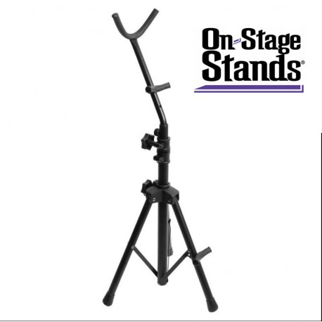 ONSTAGE SXS7401B ON-STAGE TALL SAX STAND ALTO/TENOR