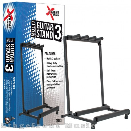GUITAR STAND GS803 RACK THREERACK