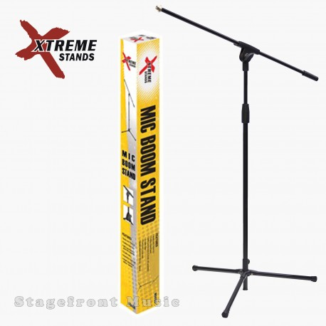 XTREME MICROPHONE BOOM STAND LIGHTWEIGHT & HEIGHT ADJUSTABLE - MA415B