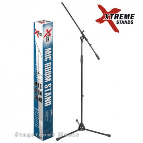 MICROPHONE BOOM STAND HEAVY DUTY HEIGHT ADJUSTABLE 120-172cm MA420B