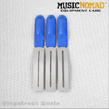 MUSIC NOMAD MN225 GRIP GUARDS – THREE PREMIUM FRETBOARD GUARDS