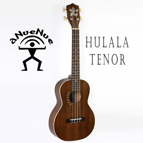 aNueNue UKULELE HO3 HULALA OCEAN SERIES TENOR UKULELE WITH GIG BAG