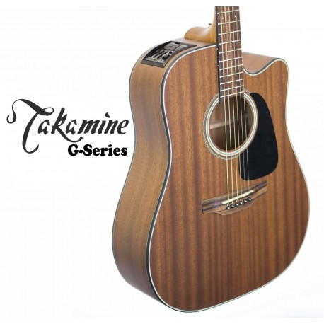 TAKAMINE GD11MCENS MAHOGANY DREADNOUGHT ELECTRIC/ACOUSTIC GUITAR
