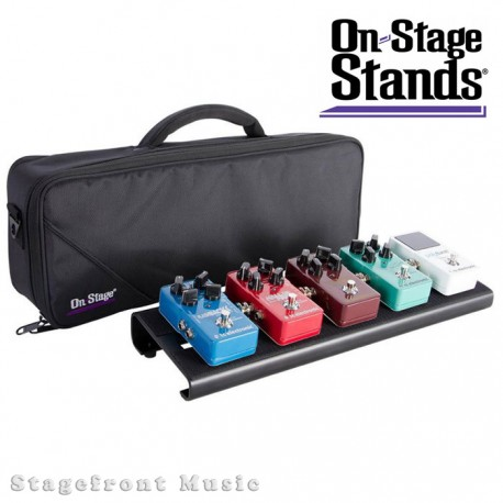 EFFECTS PEDAL ROADCASE PC312 CNB ROAD CASE. LARGE SIZE FITS 10 PEDALS