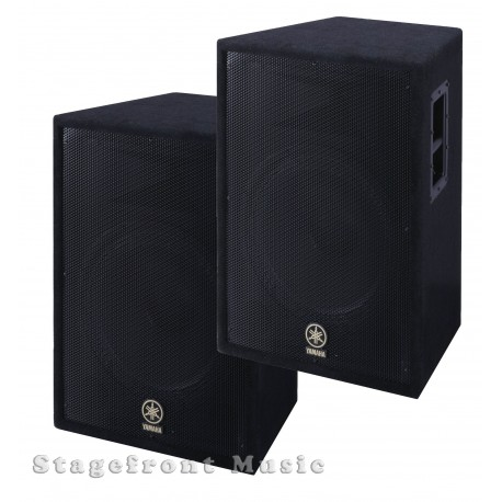 "YAMAHA A15 15"" 2 WAY SPEAKER ...$858 (PAIR)"