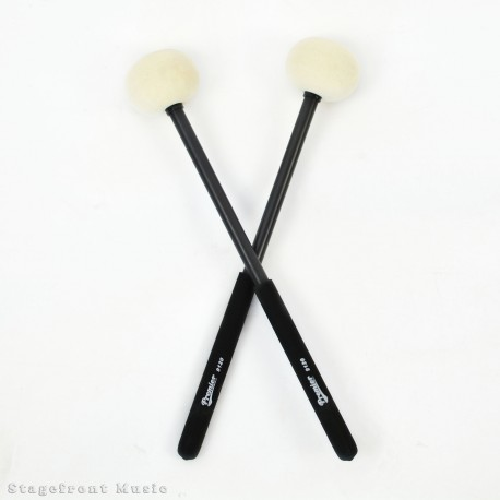 PREMIER 9120 ORCHESTRAL BASS DRUM MALLETS /BEATERS HIGHEST QUALITY RRP $129