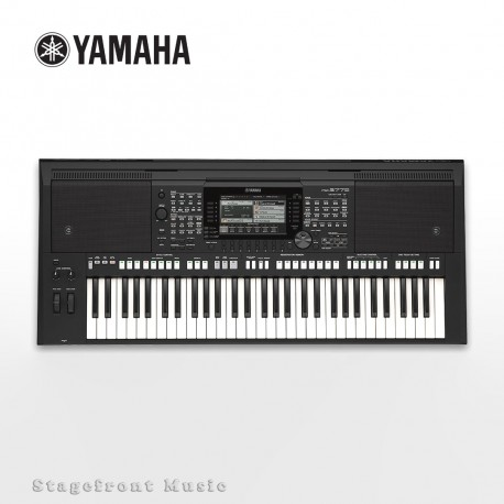 YAMAHA PSRS775 PROFESSIONAL PERFORMANCE WORKSTATION LARGE MEMORY CAPACITY $1699