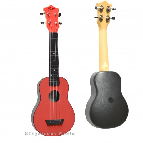 FLIGHT ABS TRAVEL UKULELE UNIQUE DESIGN PERFECT FOR ANY CLIMATE
