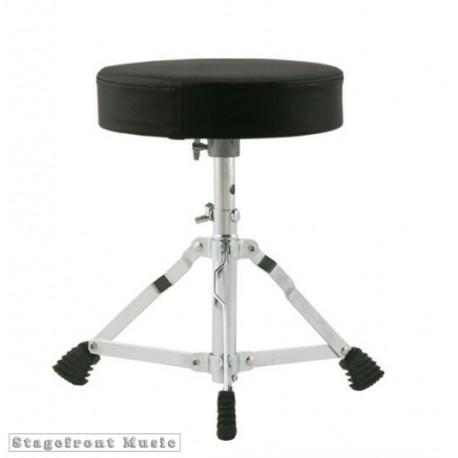DXP JUNIOR DRUM STOOL /SEAT /THRONE HEIGHT ADJUSTABLE 32cm to 37cm - DA1210