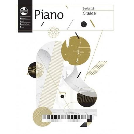AMEB PIANO GRADE 8 SERIES 18 NEW SERIES RELEASE