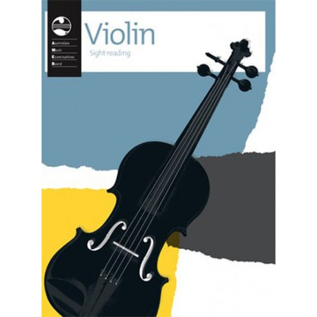 AMEB VIOLIN SERIES 9 SIGHT READING 2011 CURRENT EDITION