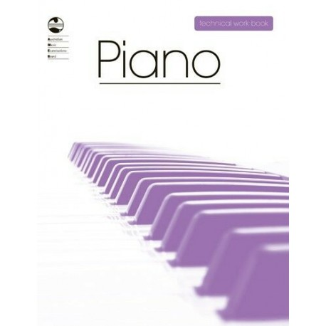 AMEB Piano Technical Workbook 2008 Edition