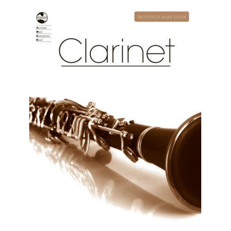 AMEB Clarinet Technical Workbook CURRENT EDITION