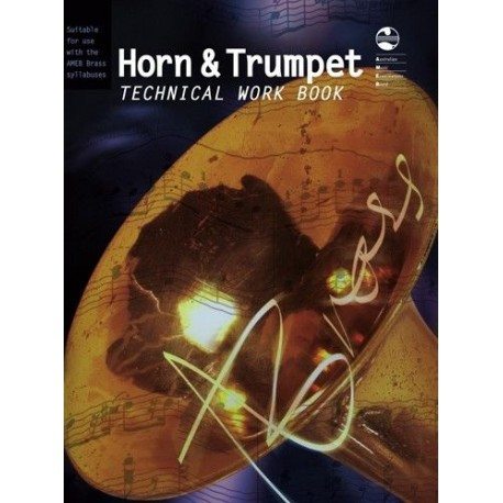 AMEB Horn & Trumpet Technical Workbook CURRENT EDITION