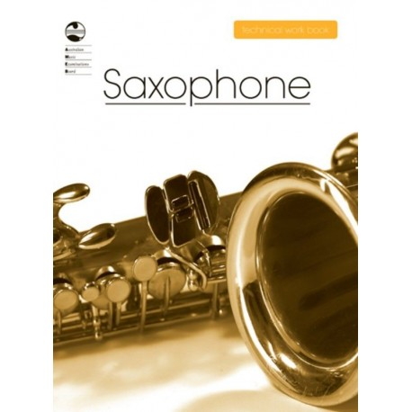 AMEB SAXOPHONE TECHNICAL WORKBOOK CURRENT EDITION