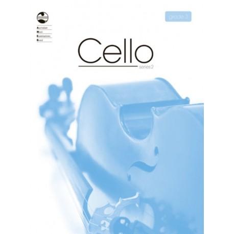AMEB Cello Series 2 - Grade 3 / Third Grade