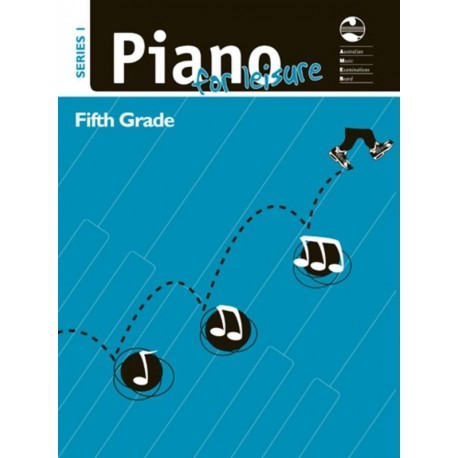 AMEB PIANO FOR LEISURE SERIES 1 - FIFTH GRADE 5