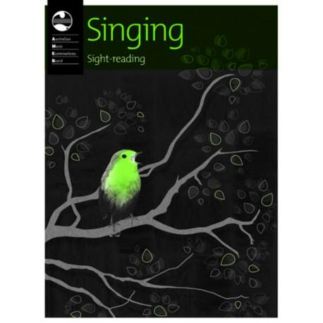 AMEB SINGING SIGHT READING 2010 EDITION