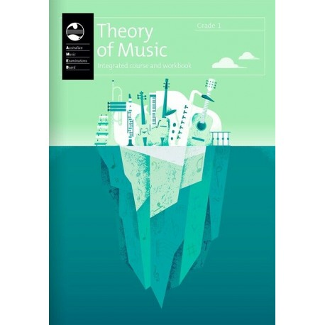AMEB THEORY OF MUSIC GRADE 1 INTEGRATED COURSE & WORKBOOK
