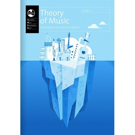 AMEB THEORY OF MUSIC GRADE 2 INTEGRATED COURSE & WORKBOOK