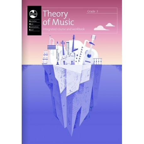 AMEB THEORY OF MUSIC GRADE 3 INTEGRATED COURSE & WORKBOOK