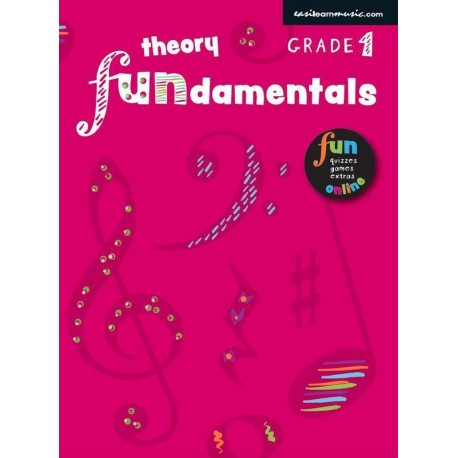 easiLEARN THEORY FUNDAMENTALS GRADE 1 FOR AMEB EXAMINATION PREPARATION